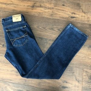 Hollister men's jeans.